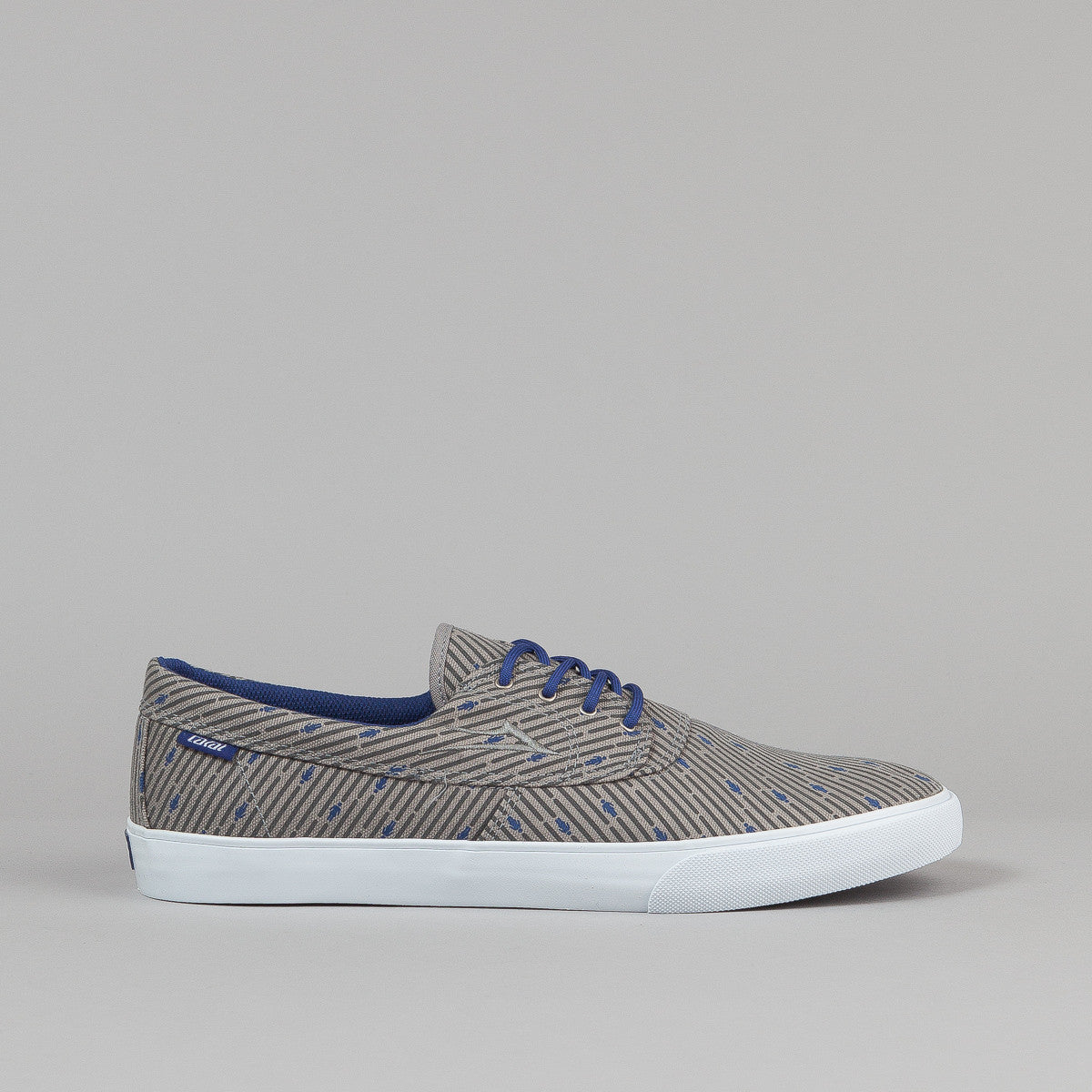 Lakai X Girl 20 Year Camby Grey Canvas