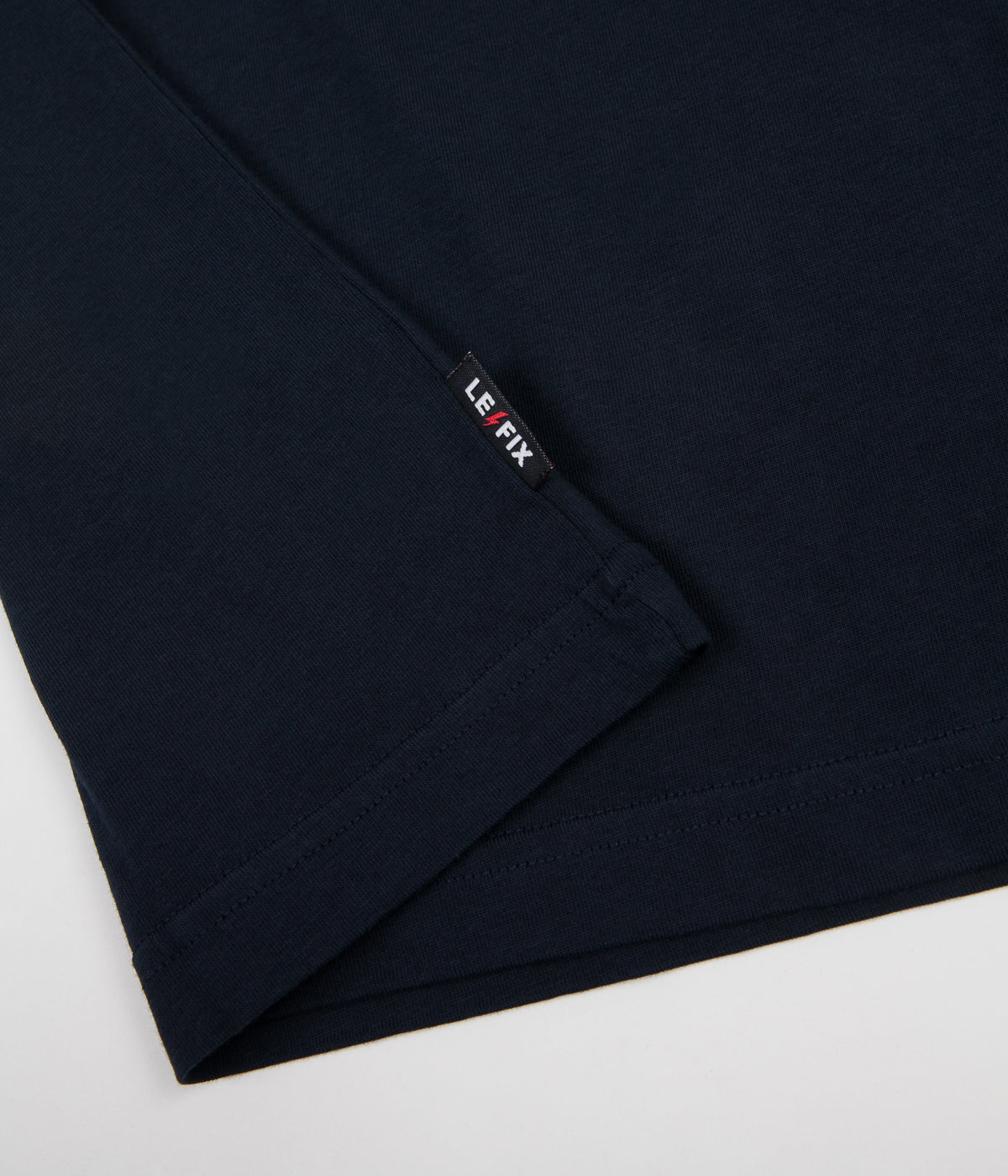 Le Fix Flag T-Shirt - Navy