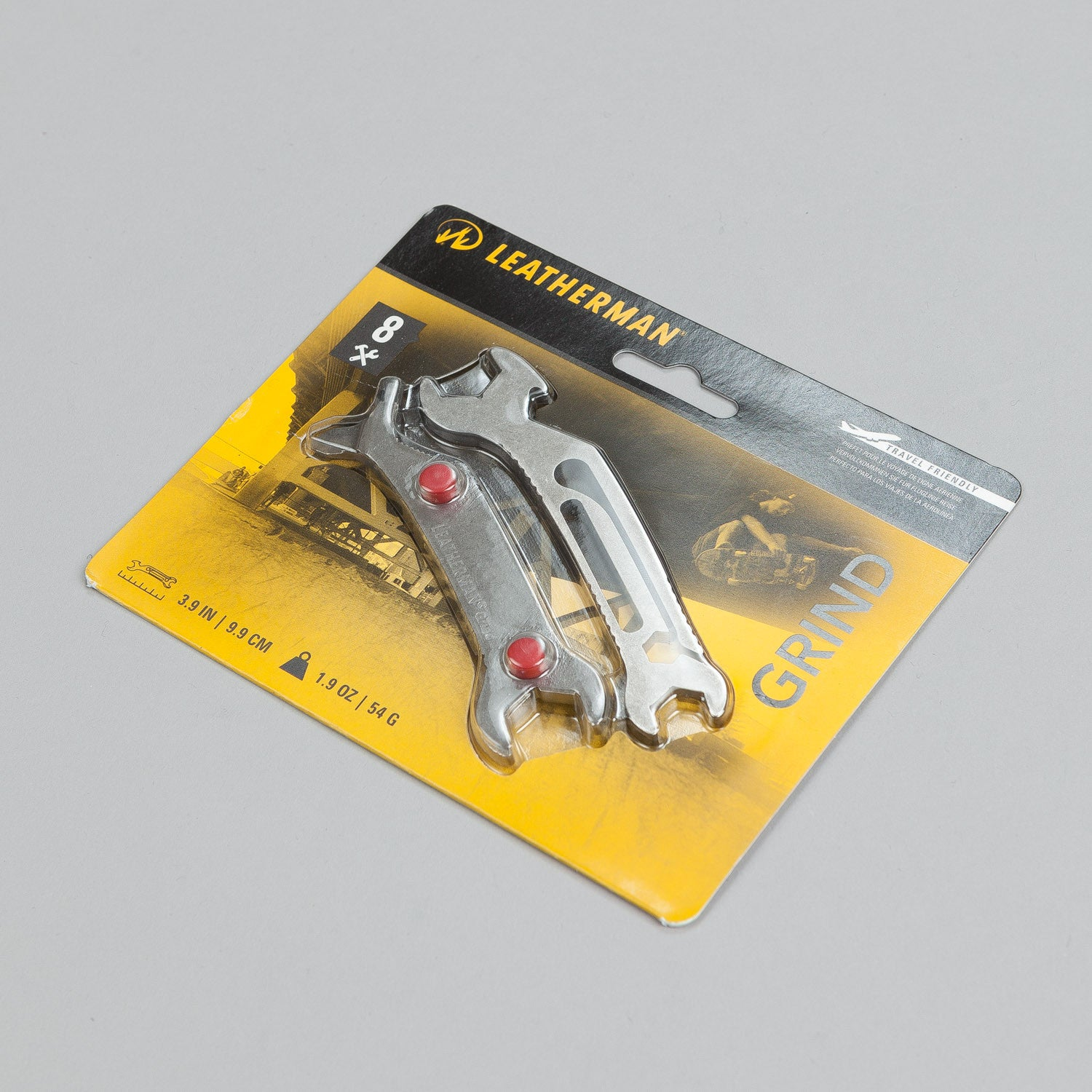 Leatherman Grind - 8 Tools In One