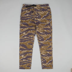 Less Camp Pants Tiger Stripe