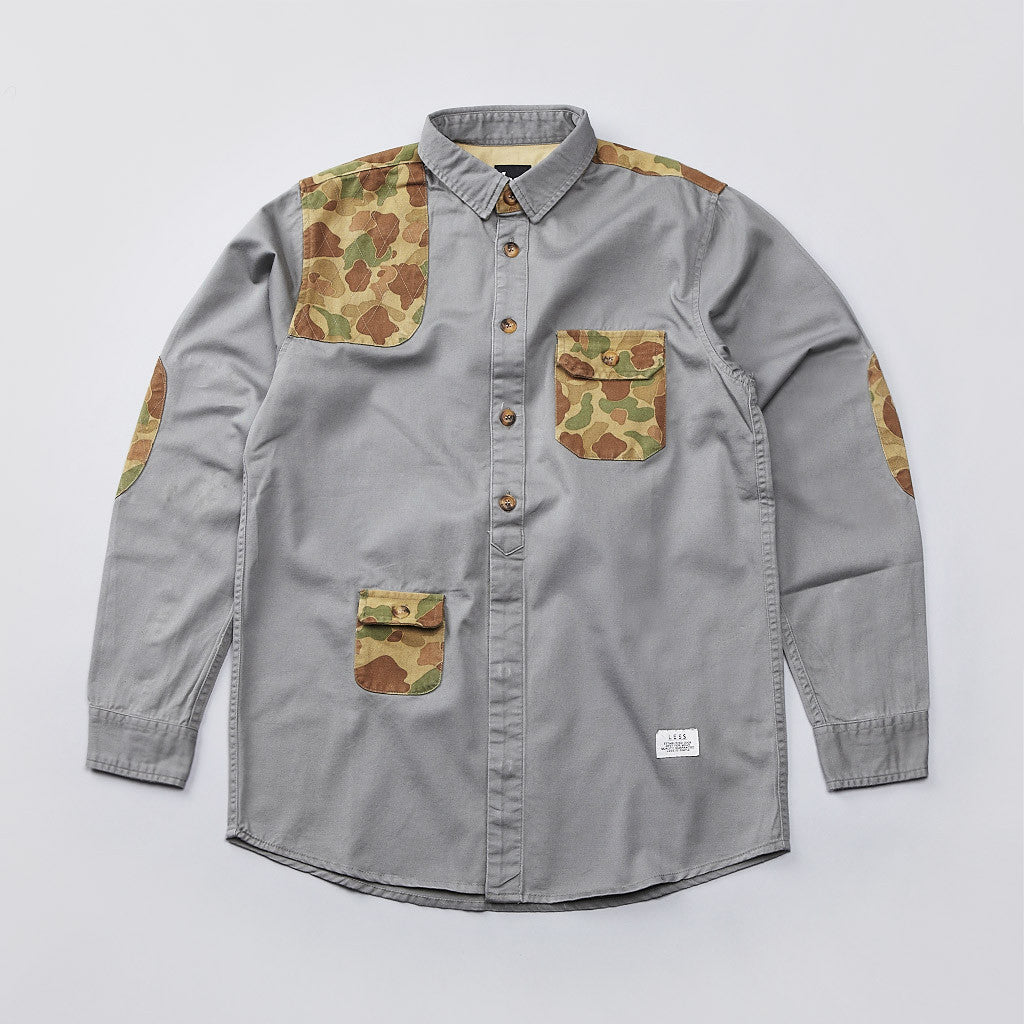 Less Hunting Shirt Green