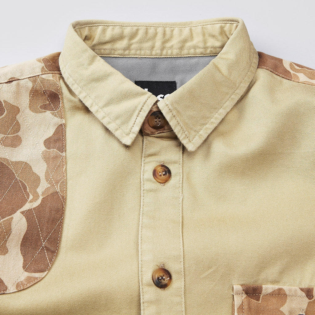Less Hunting Shirt Khaki