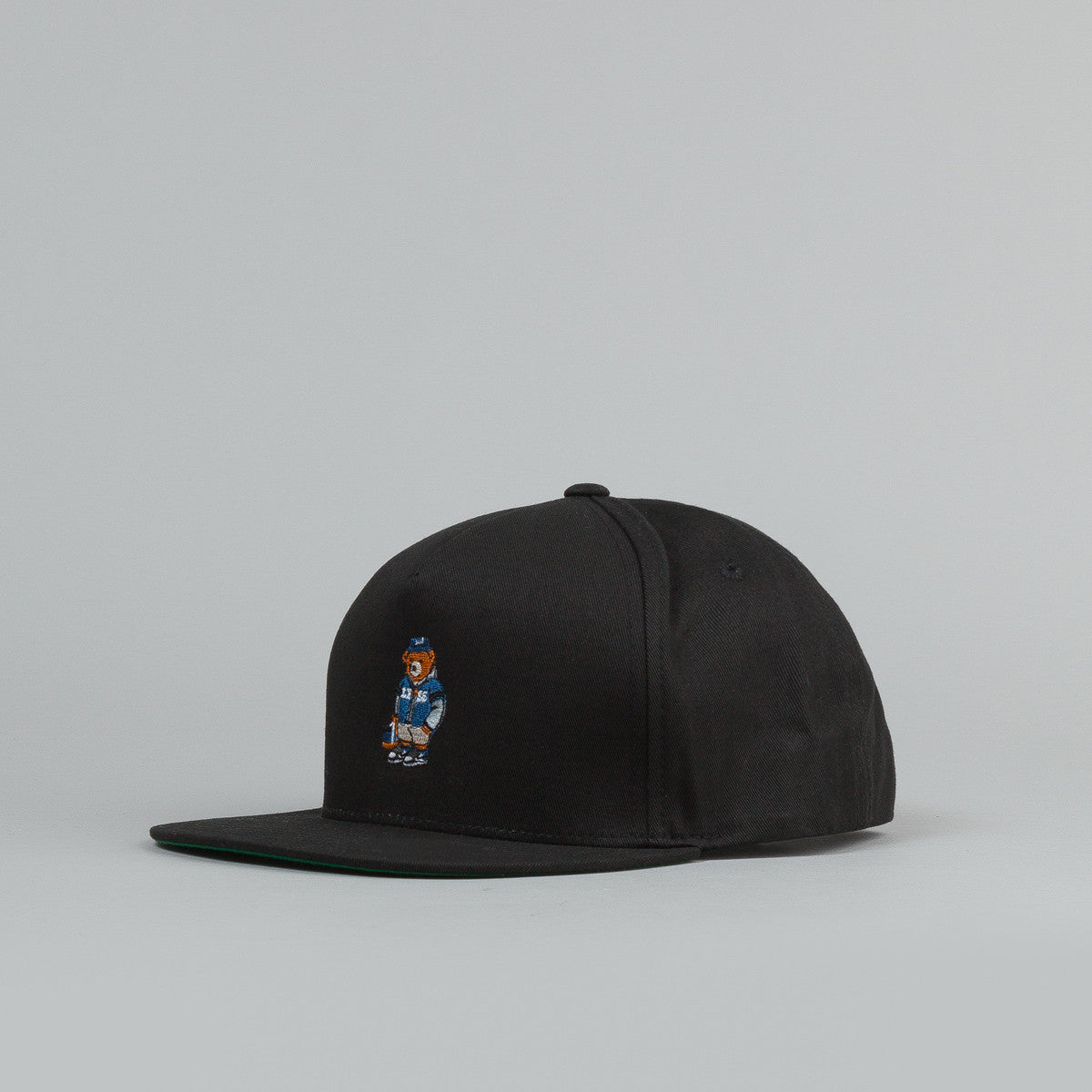 Less x Interbreed Bear Snapback Cap
