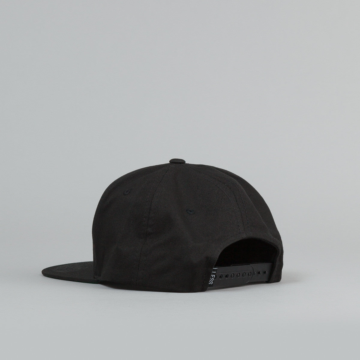 Less x Interbreed Bear Snapback Cap - Black