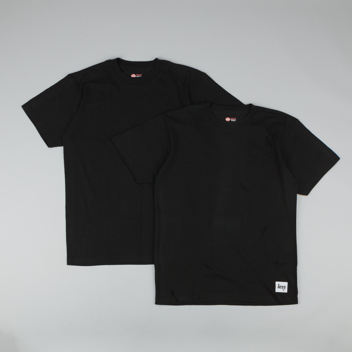 Less x Red Kap Single Jersey 2 Pack T-Shirt