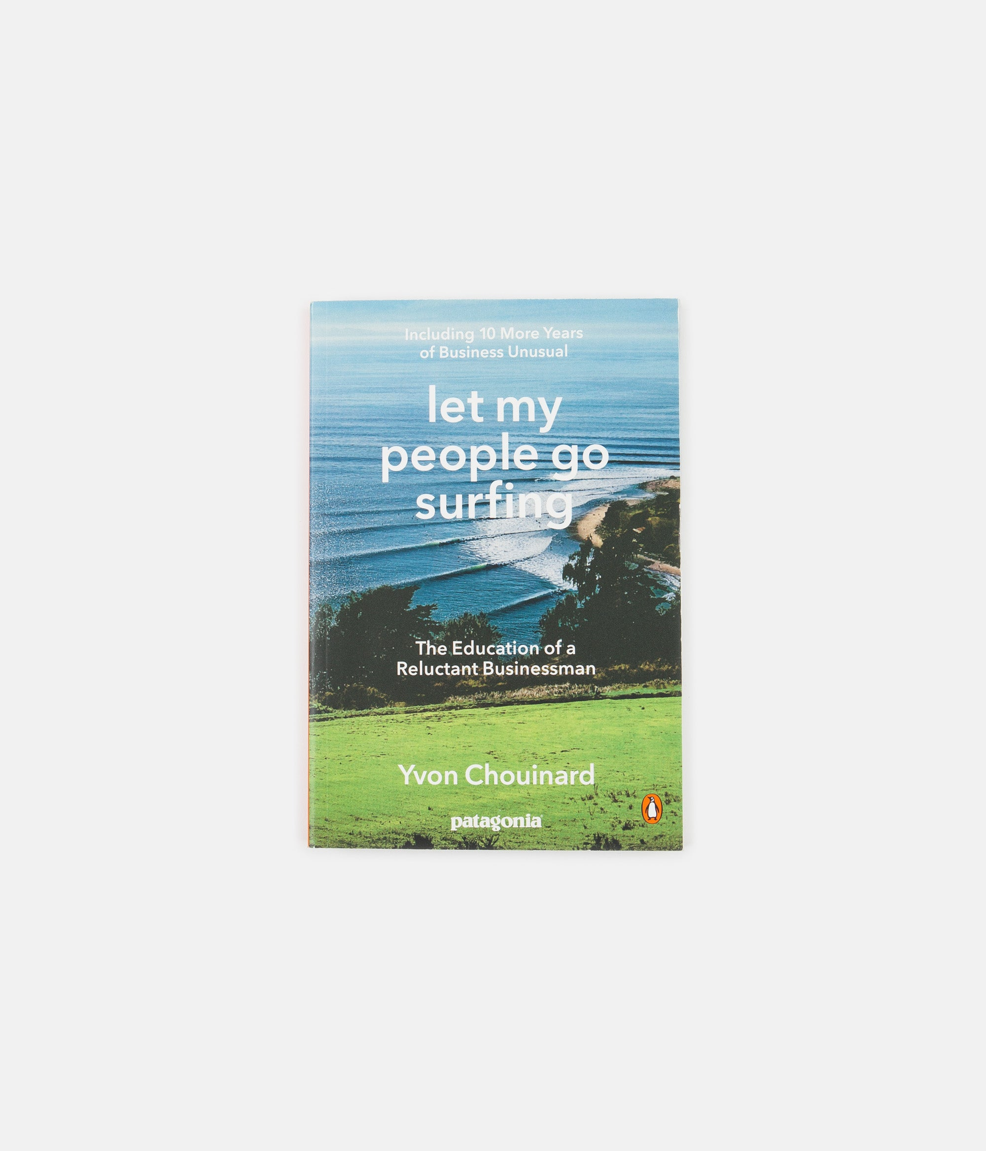 Let My People Go Surfing (Revised - Paperback) - Yvon Chouinard