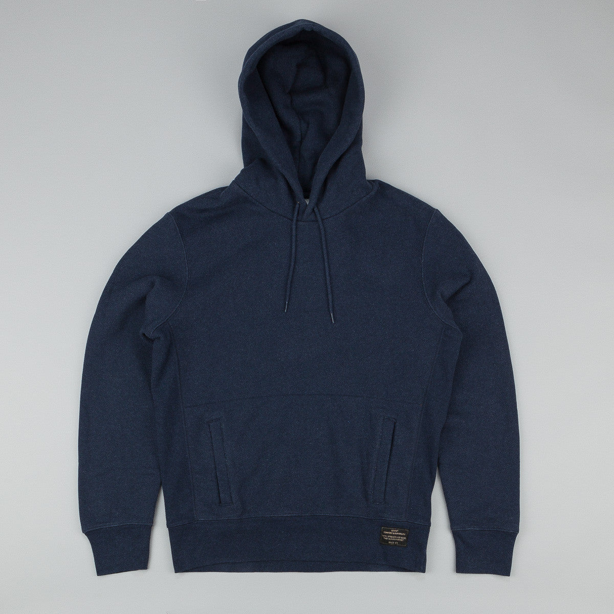 Levi's® Skate Hooded Sweatshirt Dark Navy Heather
