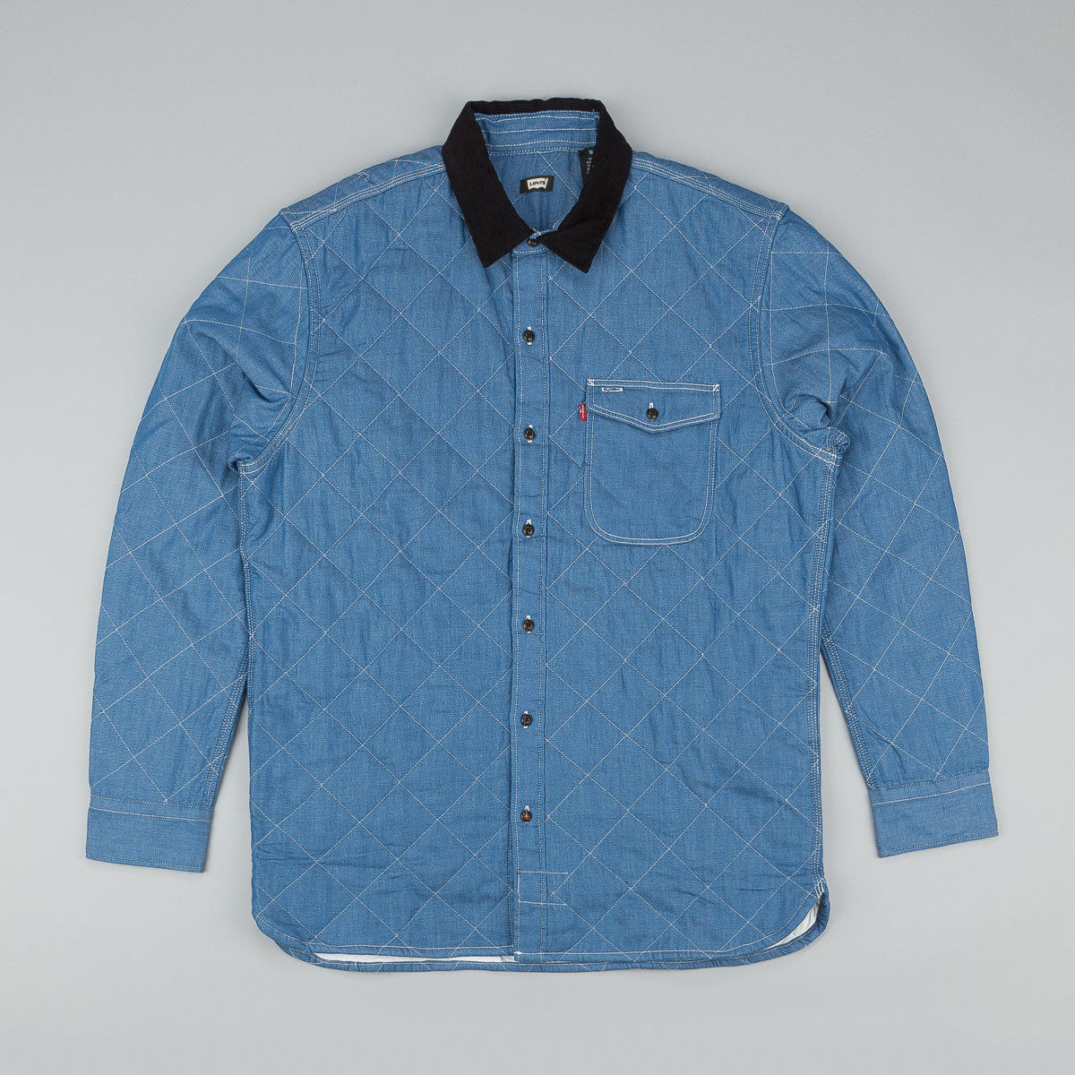 Levi's® Skate Quilted Mason Shirt