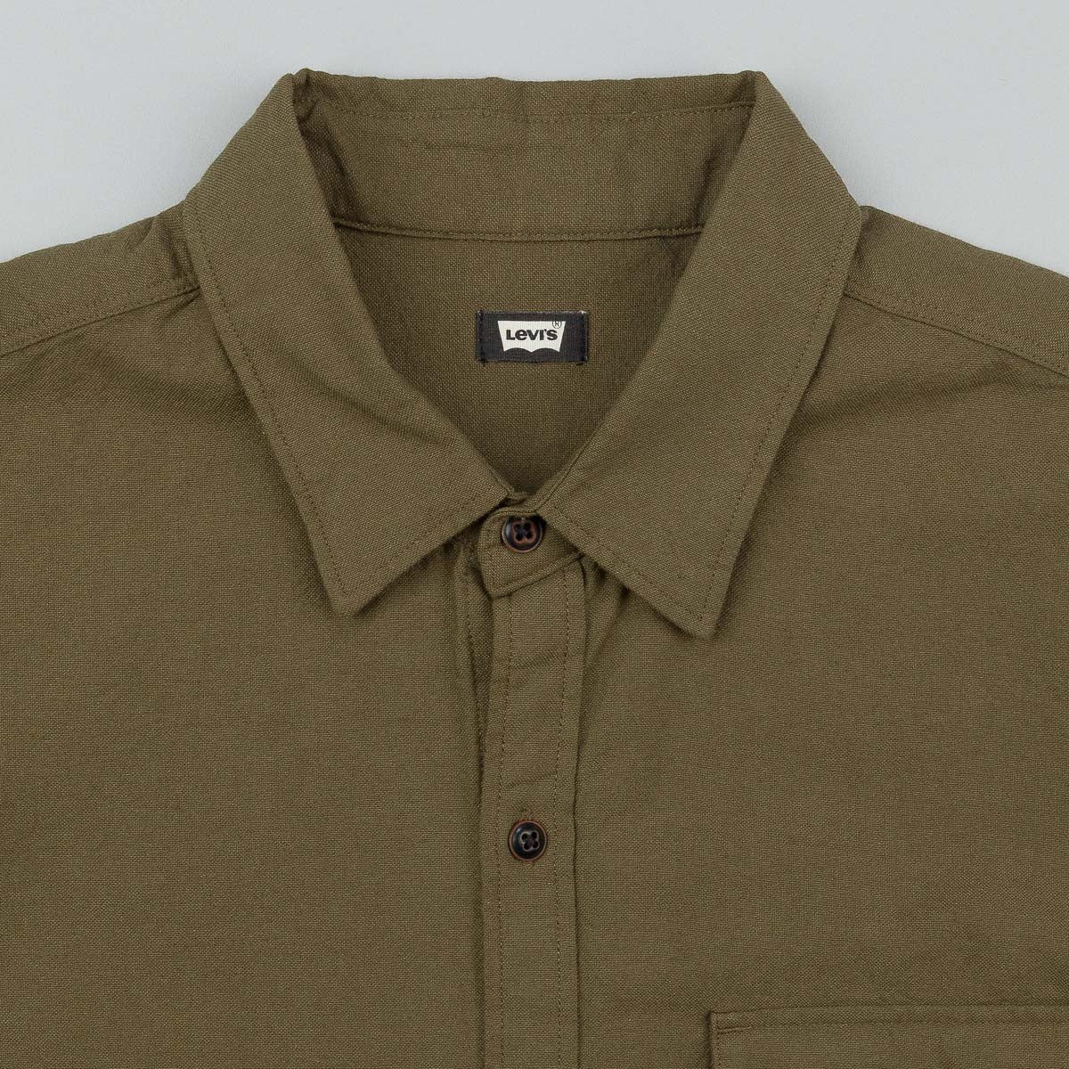 Levi's® Skate Reform Shirt - Ivy green