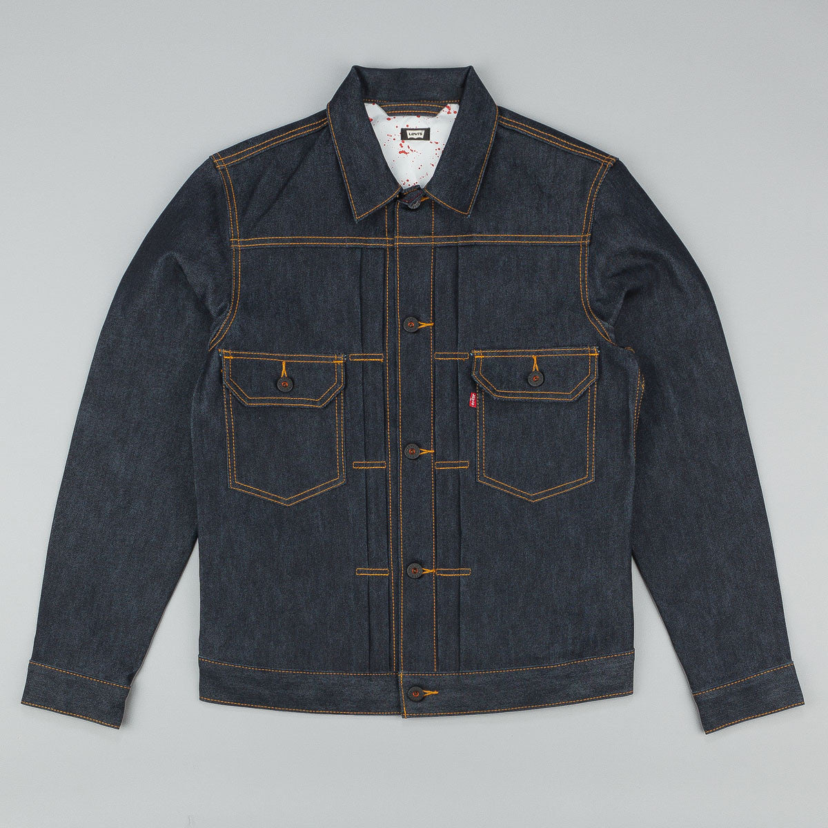 Levi's® Skate Type 2 Trucker Jacket Rigid