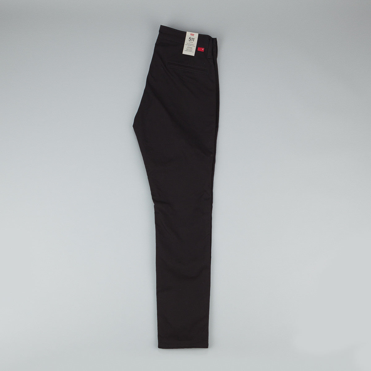 Levi's® Commuter 511 Trousers - Black Canvas Eco