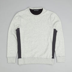 Levi's'® Commuter Crew Sweatshirt Cream Grey Heather