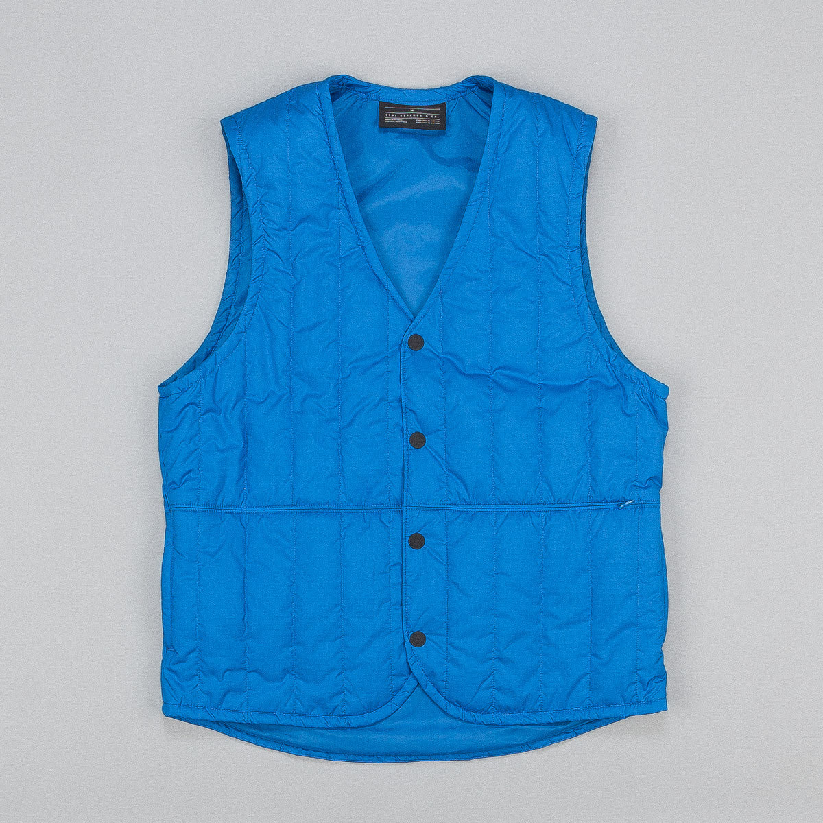 Levi's'® Commuter packable Vest Snorkel Blue