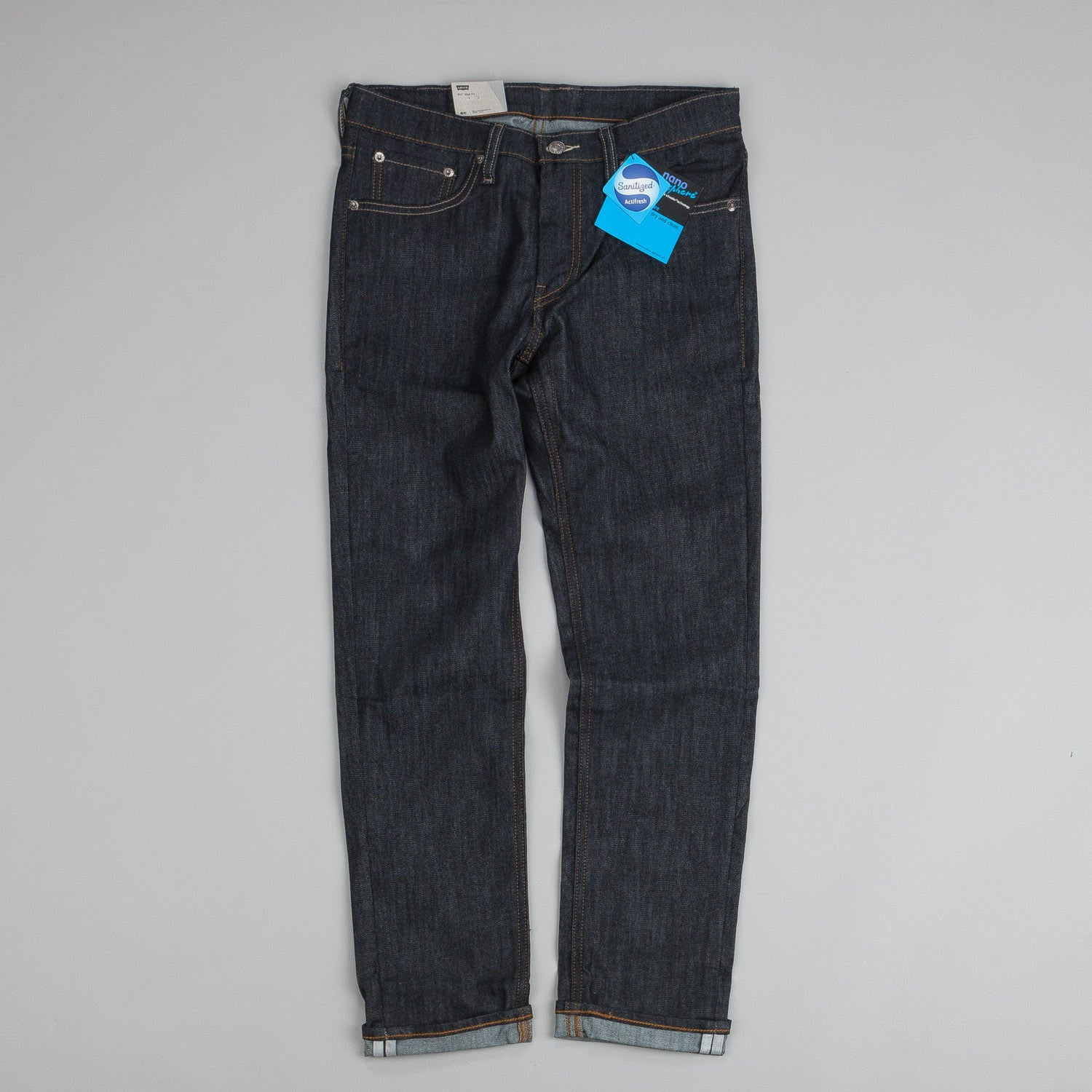 Levi's® Commuter Series 511 Slim Jeans Indigo Denim Rigid