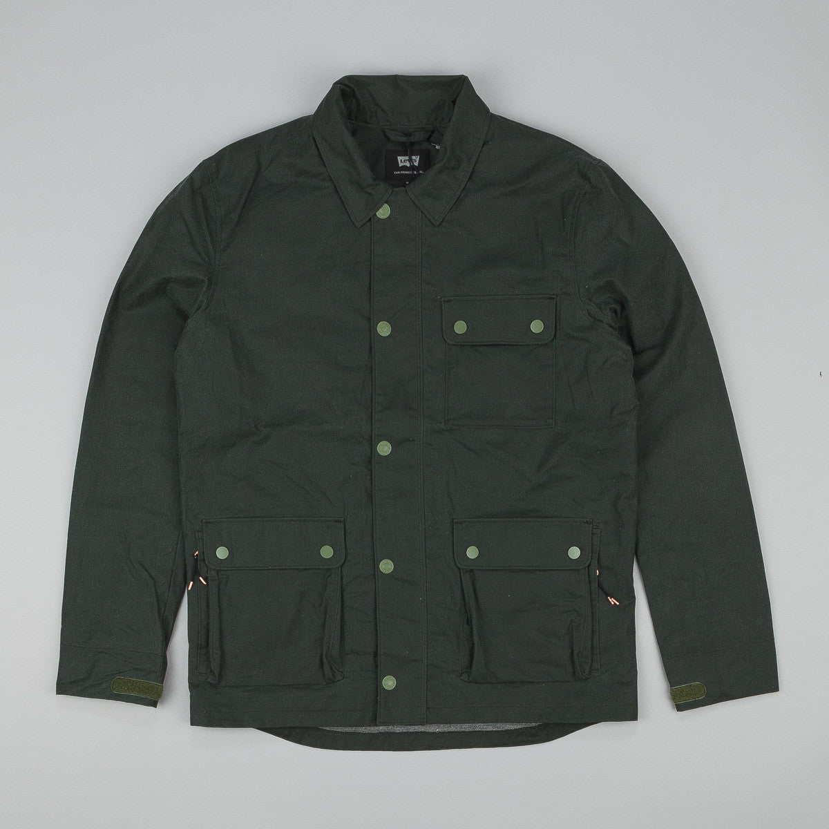 Levi's® Commuter Waxed Work Jacket