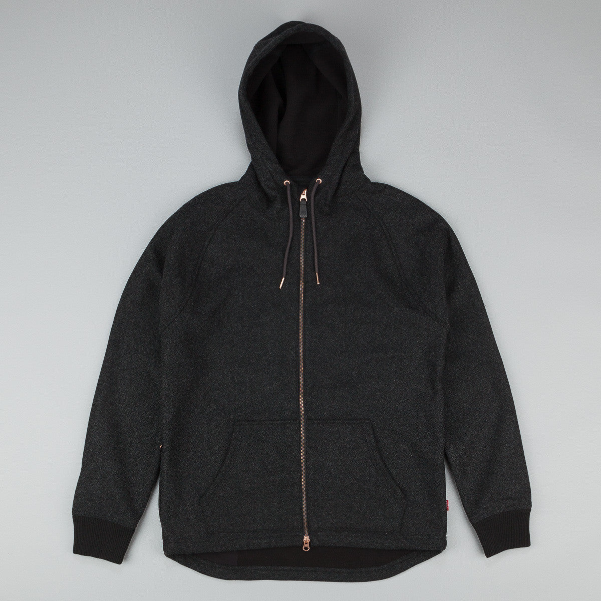 Levi's® Commuter Wool Hooded Sweatshirt