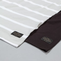 Levi's® Skate 2 Pack T-Shirt - Black / Glacier Grey Stripe