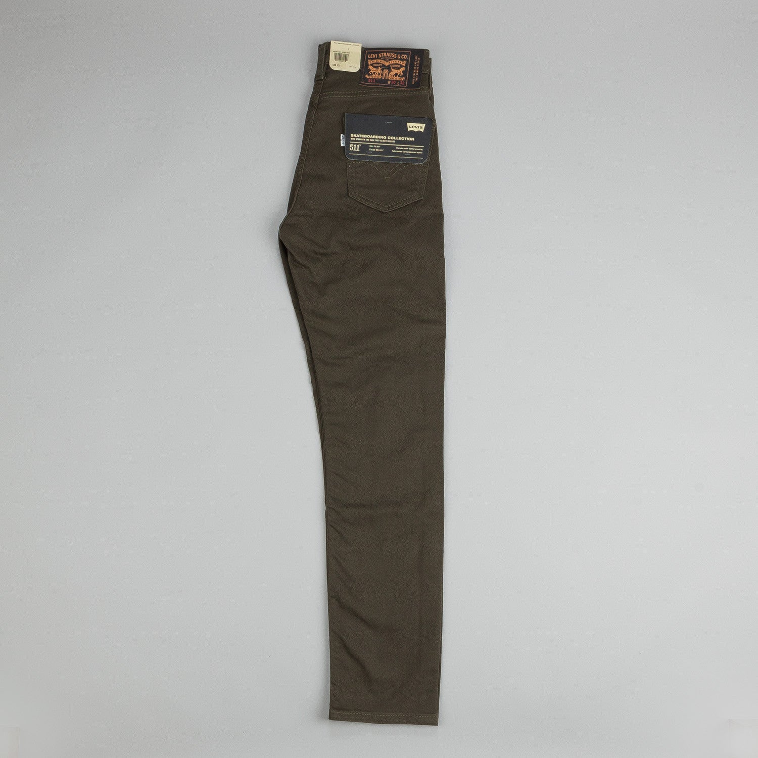 Levi's® Skate 511 Slim Jeans Forest Night