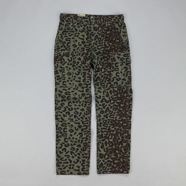 Levi's'® Skate Cargo Trousers - Burnt Olive Camo
