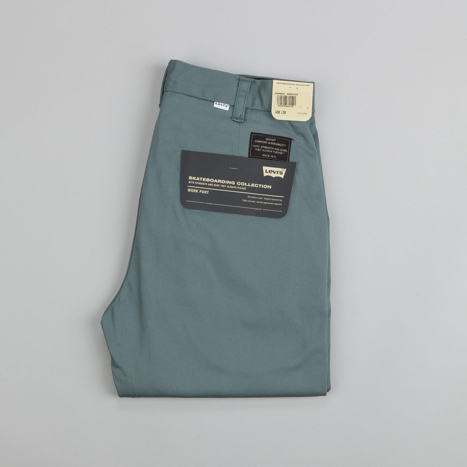 Levi's'® Skate Work Chinos SE Fir Twill