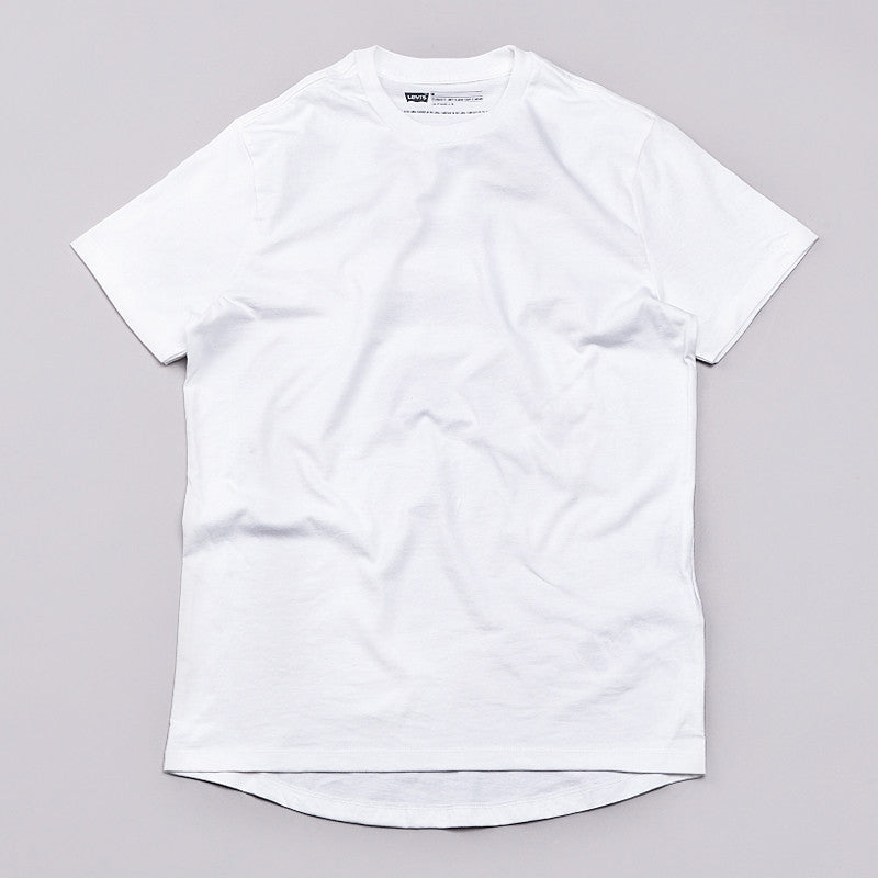 Levi's® Commuter T Shirt Bartacks / White