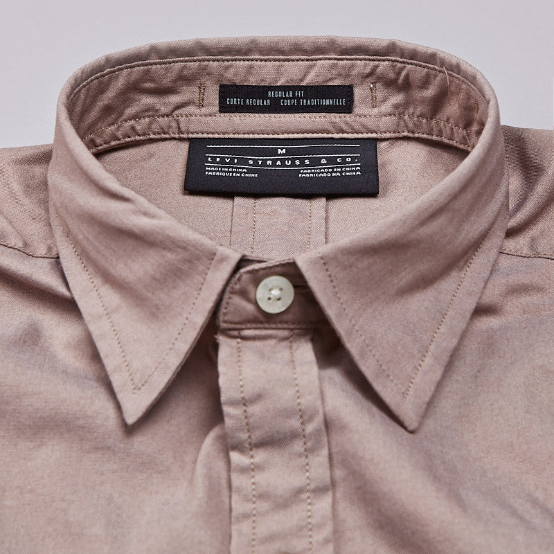 Levi's® Commuter L/S Shirt Timberwolf