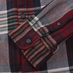 Levi's L/S Manual Shirt Cabernet Plaid
