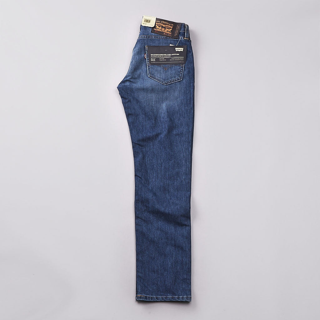 Levi's® Skate 511 Slim Jeans Midnight Blue