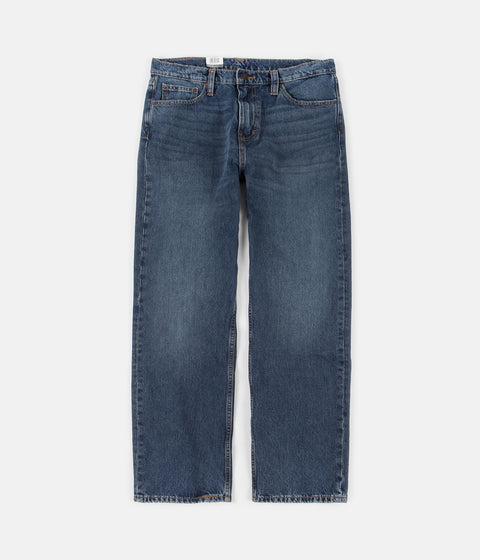 Levi's® Skate Baggy 5 Pocket Trousers - Bush