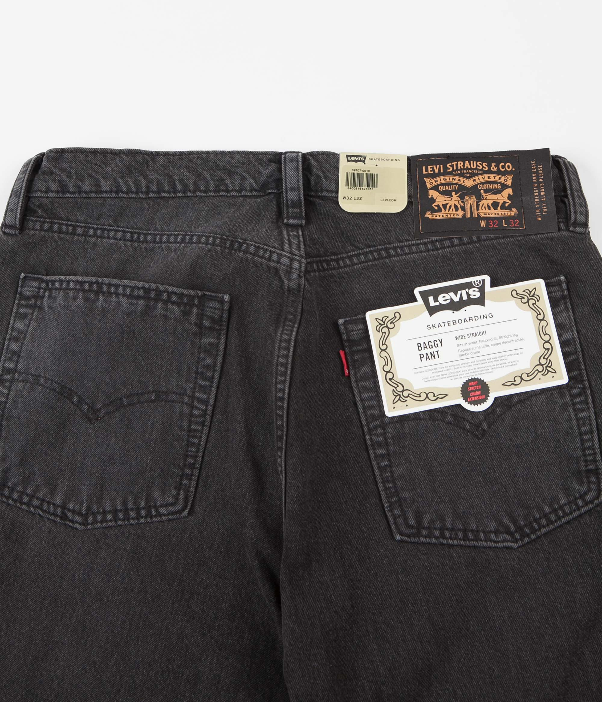 Levi's® Skate Baggy 5 Pocket Trousers - Colton