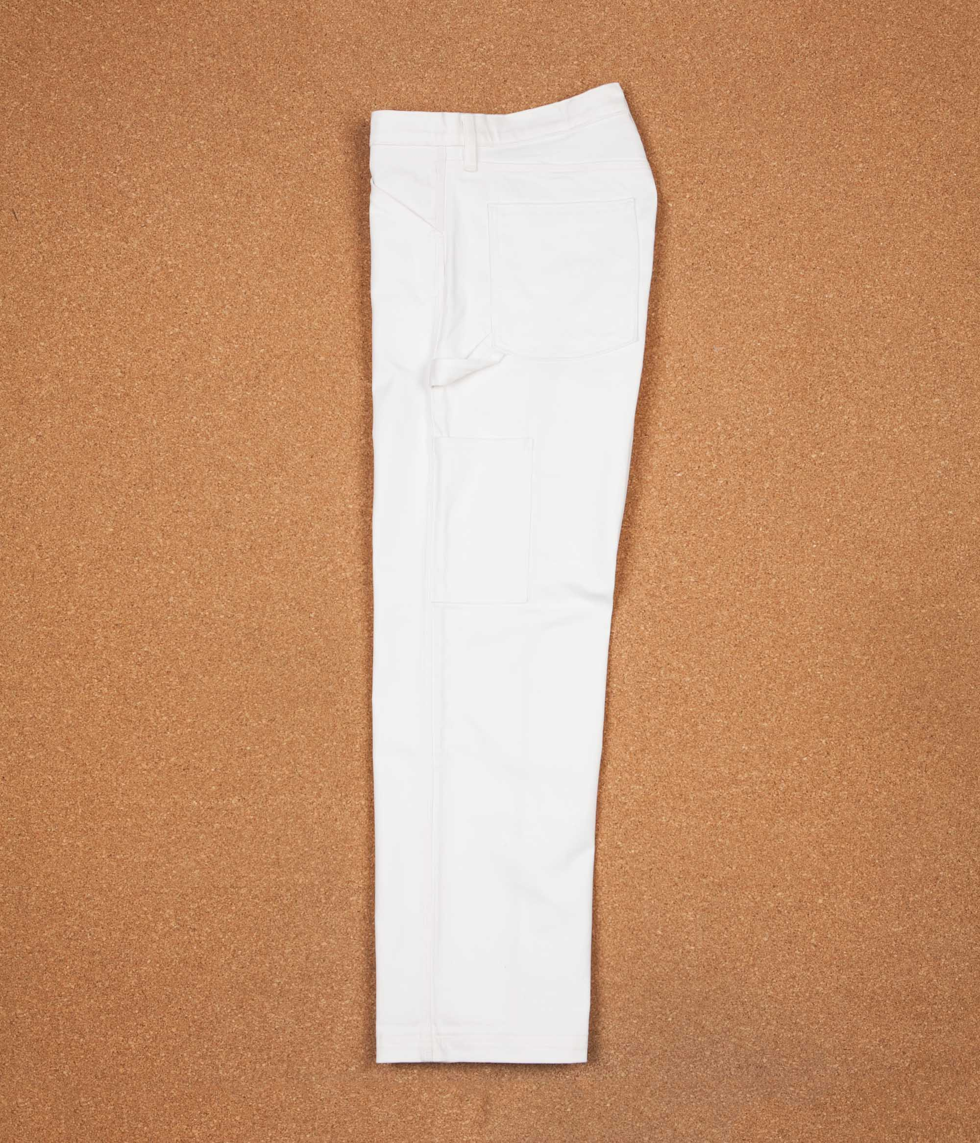 Levi's Skate Carpenter Pant - White Bull Denim