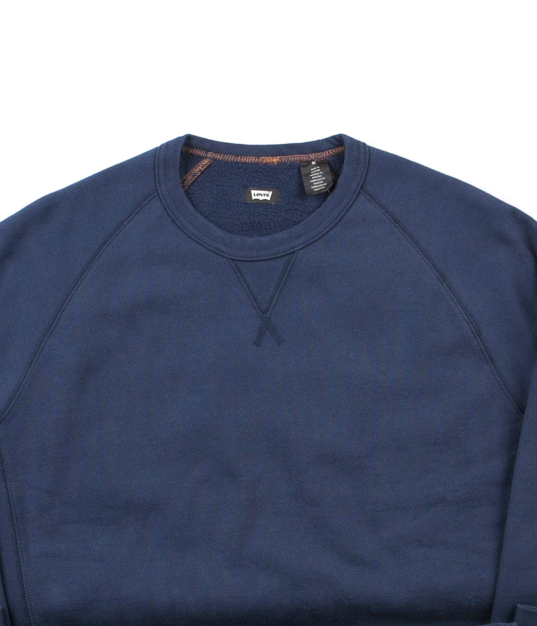 Levi's Skate Crewneck Sweatshirt - Dress Blues