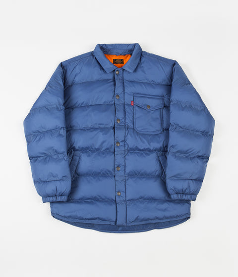 Levi's® Skate Down Mason Jacket - Dutch Blue