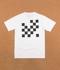 Levi's® Skate Graphic T-Shirt - Gothic Checkers White
