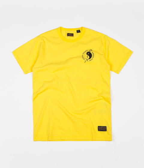 Levi's® Skate Graphic T-Shirt - LSC Green Thumb / Lemon Zest / Multi