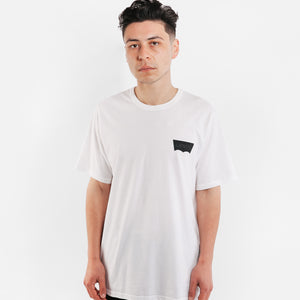 LSC White Core / Batwing Black