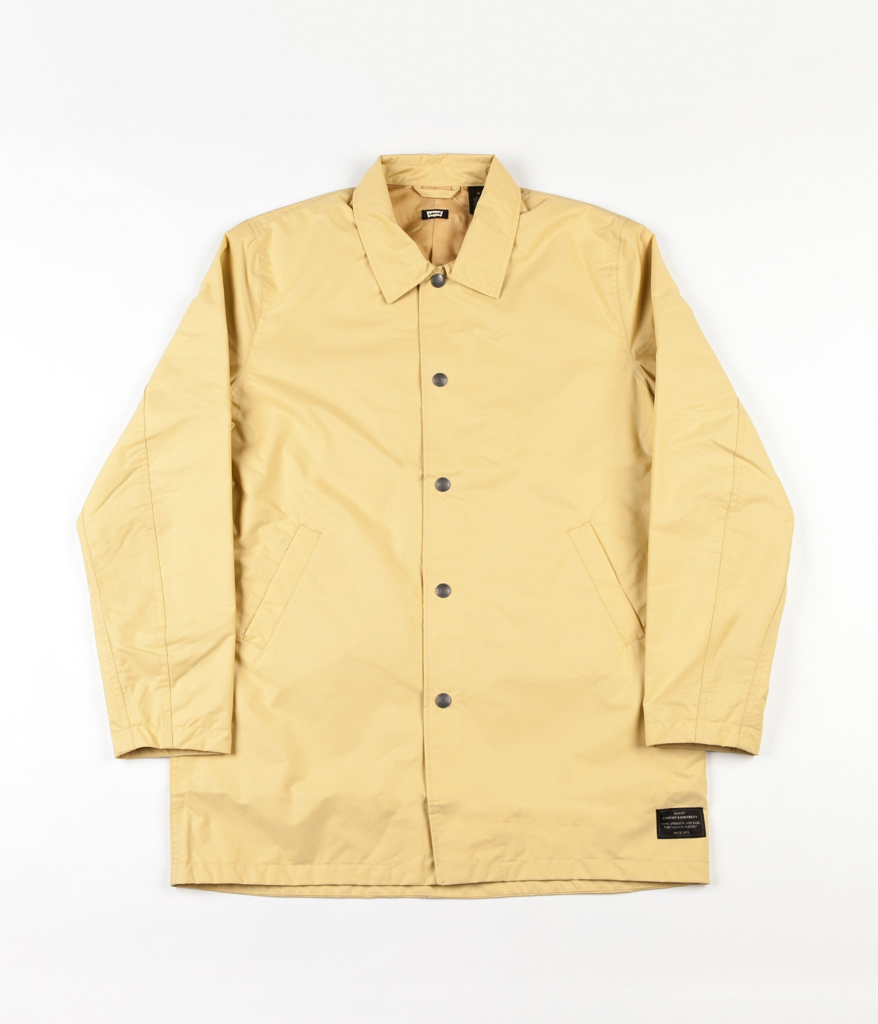 Levi's® Skate Long Coaches Jacket - Jojoba