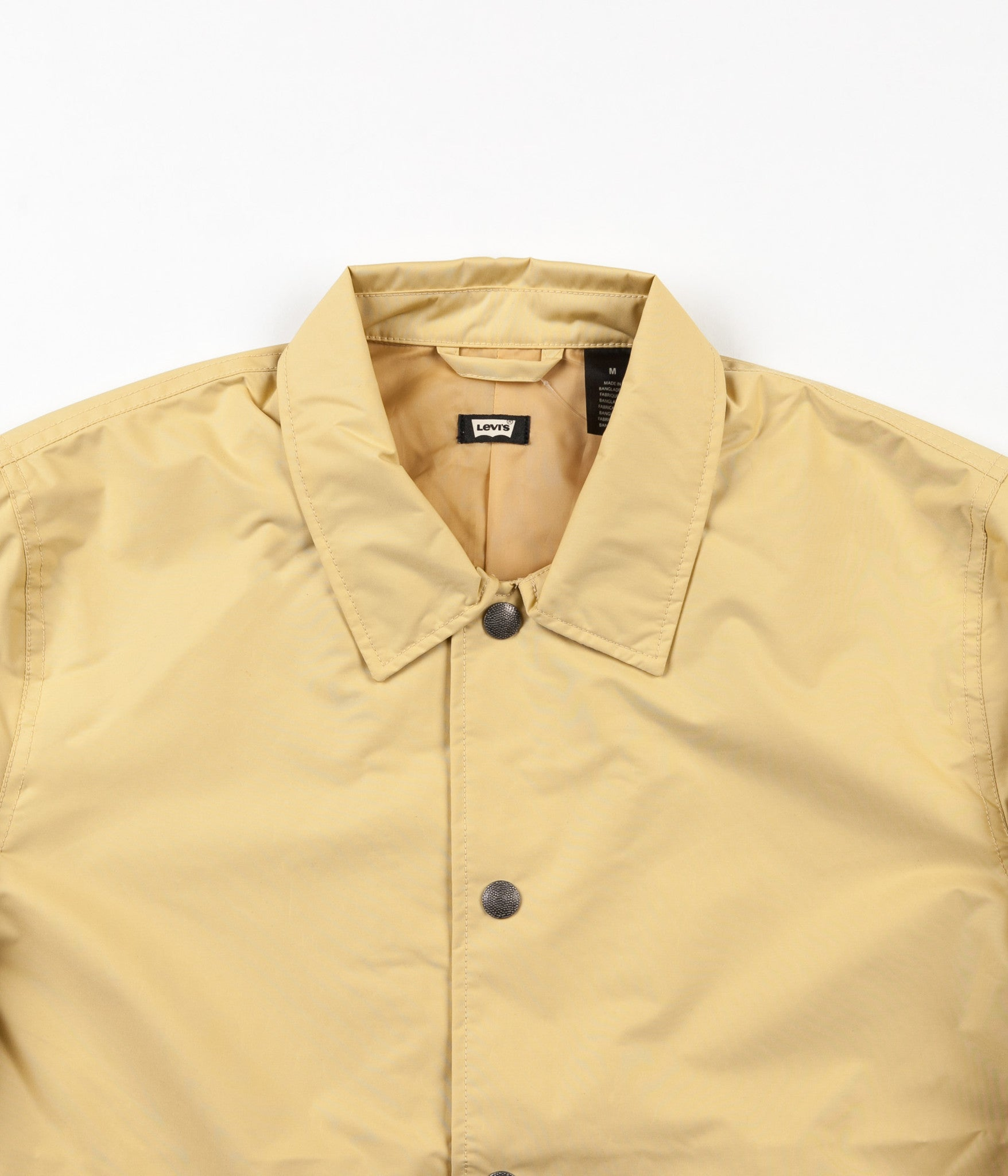Levi's Skate Long Coaches Jacket - Jojoba