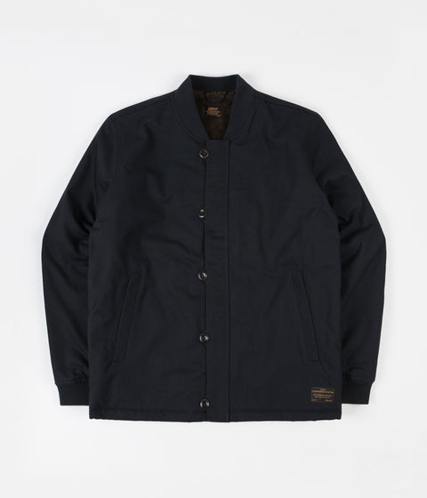 Levi's® Skate Pile Jacket - Jet Black / Canvas Black