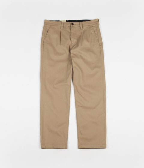 Levi's Skate Pleated Trousers - Harvest Gold
