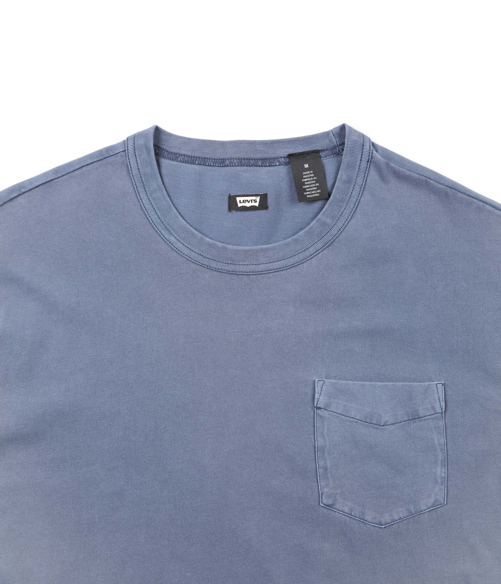 Levi's® Skate Pocket T-Shirt - Dress Blues