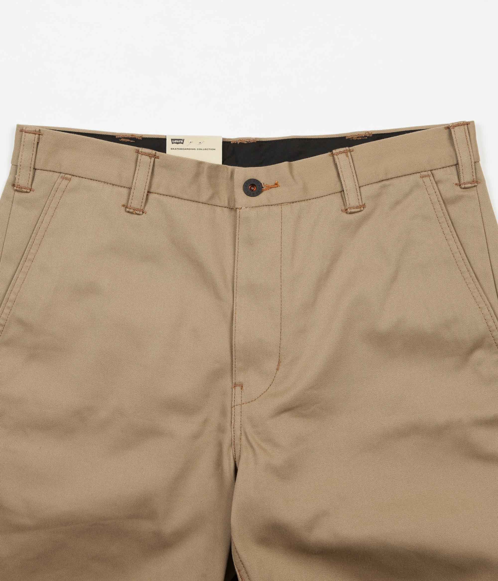 Levi's Skate Work Shorts - Harvest Gold