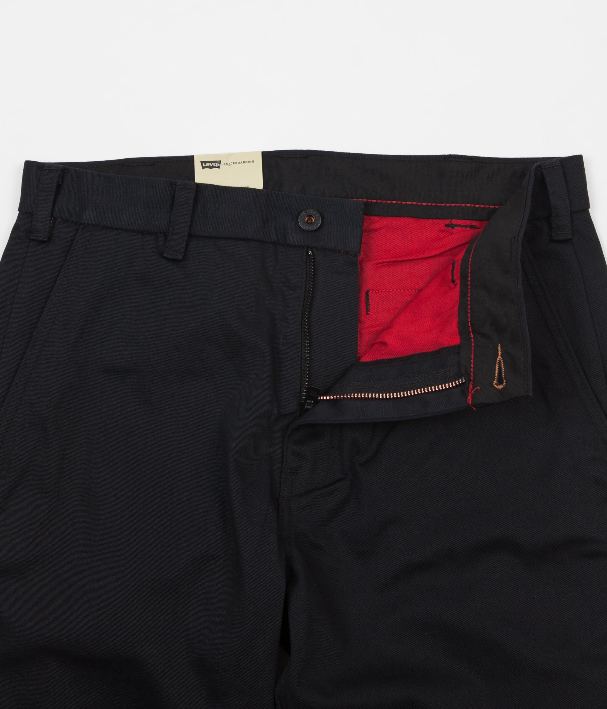 Levi's® Skate Work Trousers - Black