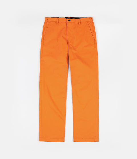 Levi's® Skate Work Trousers - Vibrant Orange