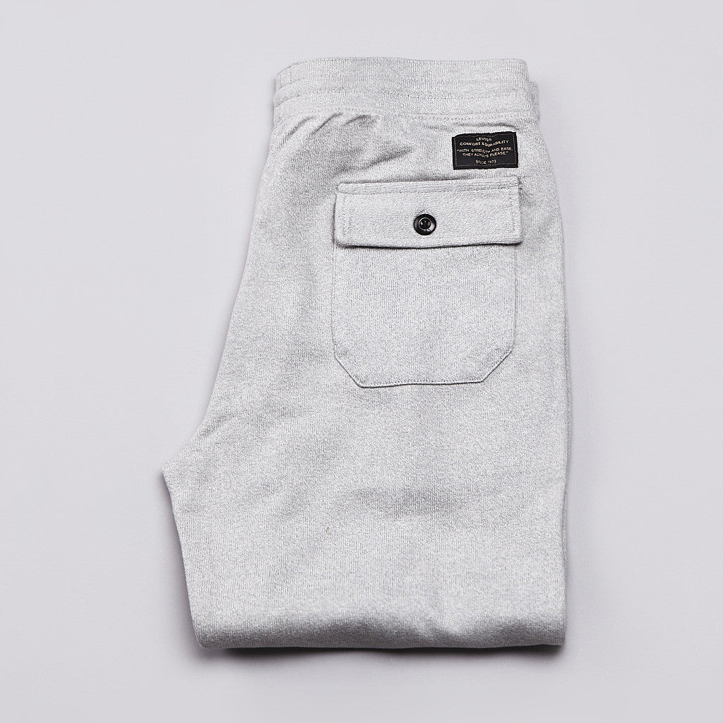 Levi's'® Fleece Sweatpant Monument Heather Grey
