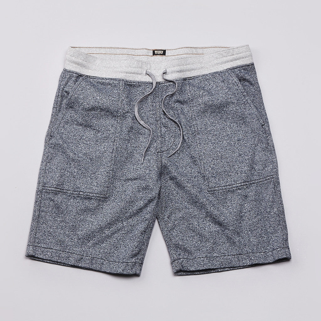 Levi's® Sweatshort Patriot Blue Heather