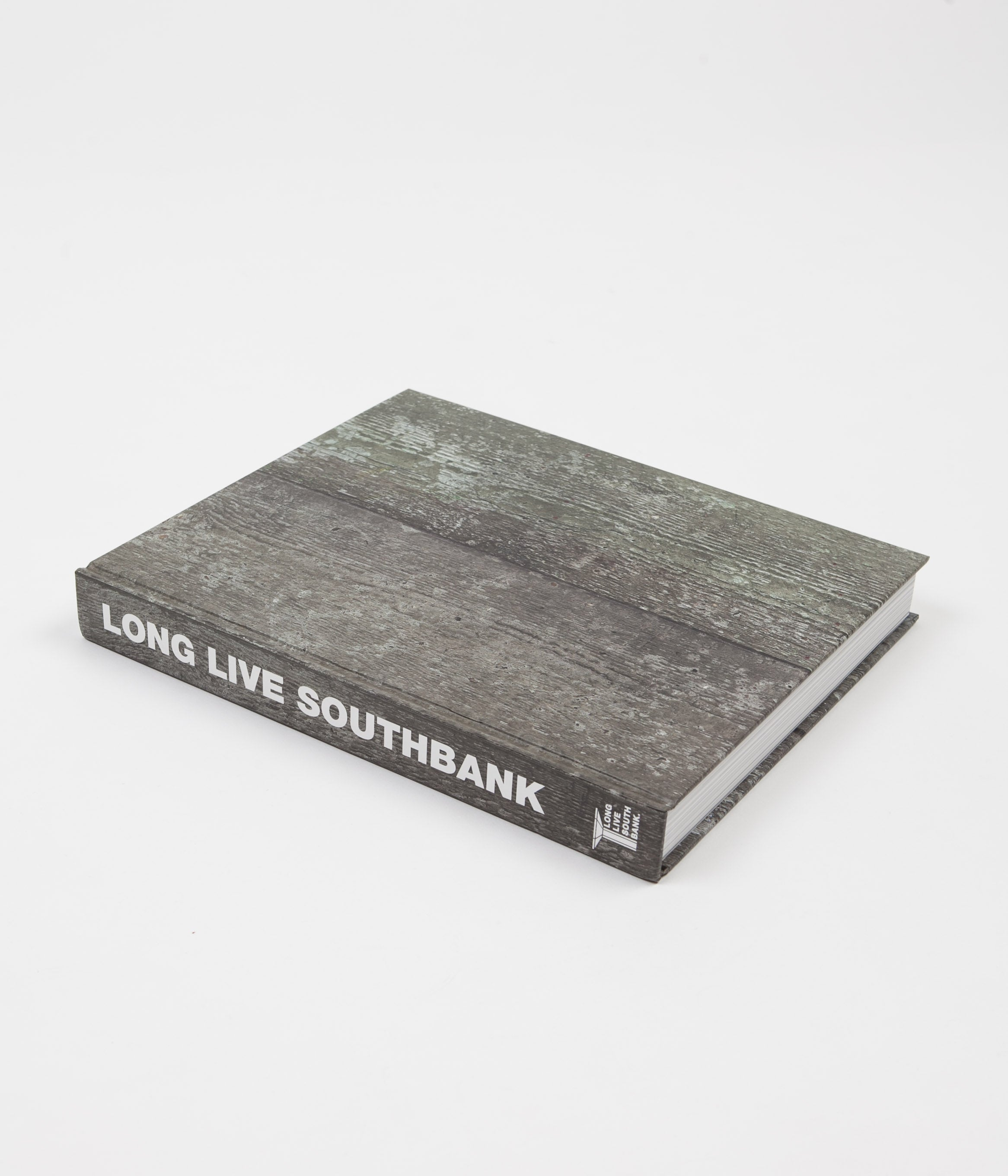 Long Live Southbank Book - Hardback