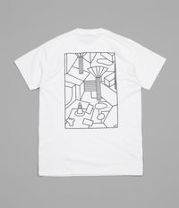 Long Live Southbank Liisa Chisholm Artist Series T-Shirt - White