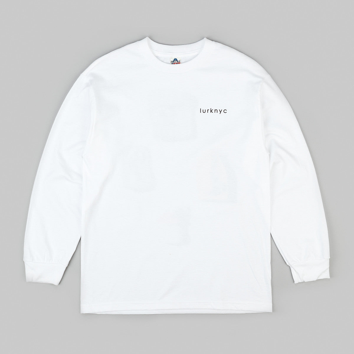 Lurk NYC Faces Long Sleeve T-Shirt
