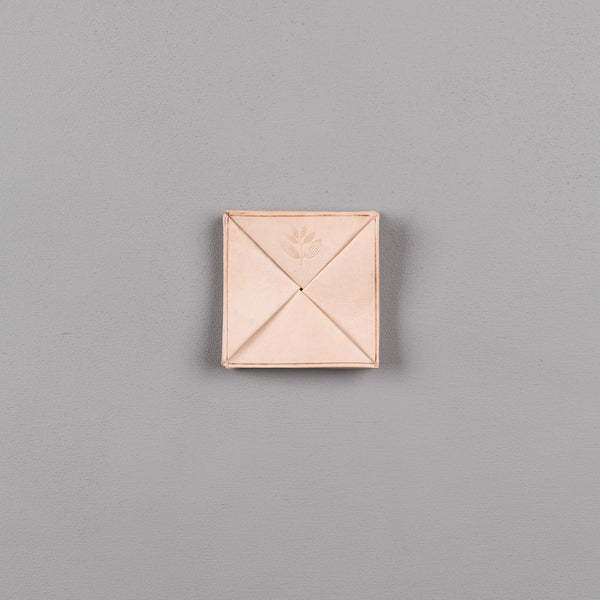 Magenta Moroccan Coin Holder - Beige
